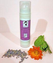 Levendulás hidratáló arckrém normál vagy irritált bőrre